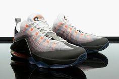 "Nike Lebron XII Low: ""Air Max 95"""