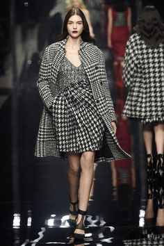 Ermanno Scervino. See all the best looks from Milan fashion week fall 2015.