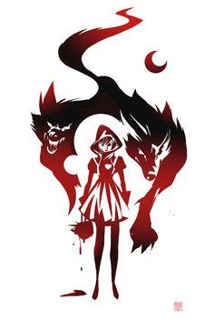 Little Red Riding Hood | shou