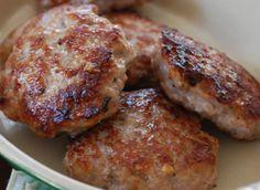Rachel Ray - Homemade Maple Country Turkey Sausage Patties