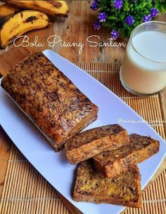 Traditional Cakes, Banana Bread, French Toast, Food And Drink, Sweets, Breakfast, Desserts, Recipes, Horn