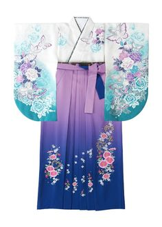 furisode hakama - Google Search
