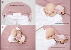FREE Step-By-Step Newborn Photography Guidebook by StandInBaby™️