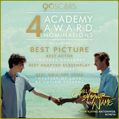 Call Me By Your Name Timothee Chalamet and Armie Hammer