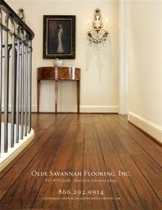 love the flooring and railing in this picture