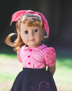MaryEllen by AGHipster13 American Girl doll beforever