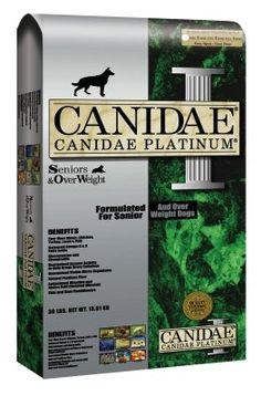 Canidae Platinum Senior Dry Dog Food 15 lb * Click on the affiliate link Amazon.com on image for additional details.