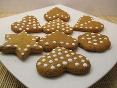 Gingerbread Cookies, Pizza, Christmas, Food, Gingerbread Cupcakes, Xmas, Essen, Navidad, Meals