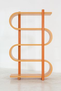 Katie Stout, 'Squiggle Shelf,' 2015, Gallery Diet
