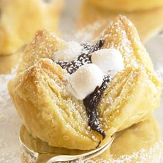 Pepperidge Farm® Puff Pastry - Recipe Detail - Chocolate Peanut Butter Cups
