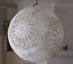 22 mesmerizing homemade diy lace crafts to beautify your home usefuldiyprojects.com 12.jpg