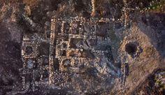 Descubren una granja con más de 2.800 años de antigüedad en Israel