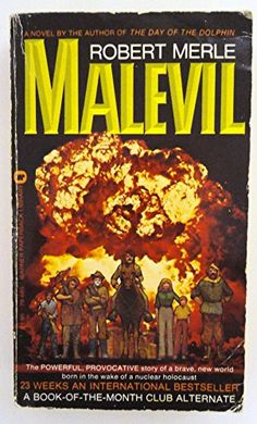 Malevil by Robert Merle http://www.amazon.com/dp/0446796859/ref=cm_sw_r_pi_dp_NRAeub1FRAHVV A rather old book, about survival after a clean bomb and the daily challenges faced by the survivors.