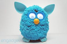 Furby!!! Watch the video and fall in love!  I am getting one for  myself!!!