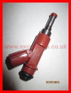 Toyota BLADE Fuel Injector 23209-31050:23209 31050:2320931050:23250-31050:23250 31050:2325031050 3.5 3500cc 2GRFE AZE15* GRE156 GRE156H-CHTEK model range 12/2006-03/2012 model date 08/2007-11/2009 Japan:jpn (japan built):G (G type) 6fc (6 speed floor shift automatic) 23209-31050:2320931050:23209 31050
