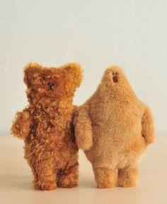 Knuffels à la carte blog: Pinteresting! Cute and fluffy!