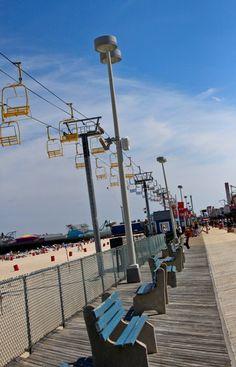 Seaside Sky Ride - Santa Cruz CA. I really miss this place @Juanita Moon