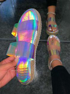 Zapatos Color Beige, Beige Shoes, Cute Sandals, Beach Sandals, Women's Sandals, Summer Flats, Spring Shoes, Fashion Slippers, Fashion Shoes