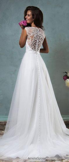 Amelia Sposa Wedding Dresses