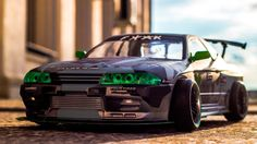 BADASS GTR32 - RC DRIFT CAR (Nissan Skyline GT-R 32)