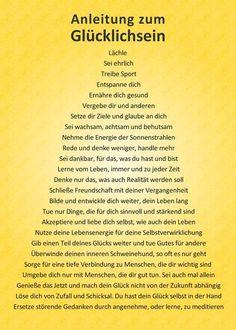 Anleitung zum Glücklichsein Postkarte (10er Pack) – LebeShop