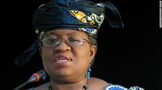 14-dec-12 -Kidnappers free mother of Nigerian finance minister: Nigeria's finance minister Ngozi Okonjo-Iweala addresses the media on March 23, 2012 in Pretoria, South Africa. Lagos, Nigeria: She has been released by her kidnappers, five days after she was seized from her home, Nigerian police said Friday. Lagos, Nigeria (CNN) -- The mother of Nigeria's Finance Minister Ngozi Okonjo-Iweala has been released by her kidnappers, five days after she was seized from her home, Nigerian police…