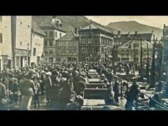 FISH MARKED IN BERGEN - HISTORY - YouTube