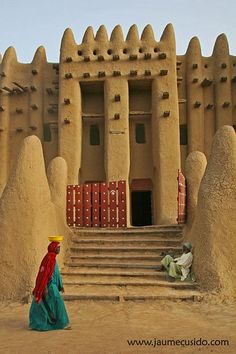Mali y Burkina Faso. Jaume Cusido.
