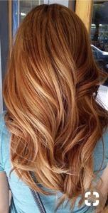 Are you going to balayage hair for the first time and know nothing about this technique? We've gathered everything you need to know about balayage, check! Hair Color Highlights, Ombre Hair Color, Hair Color Balayage, Blonde Color, Caramel Highlights, Natural Highlights, Brown Highlights, Color Red, Copper Blonde Balayage