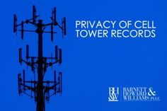 Murder Case Hinges on the Privacy of Cell Tower Records