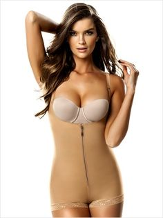 slimming braless body shaper in boyshort leonisa.com best selling shapewear, $60. 4.5 stars out of 66 reviews