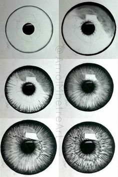 20 Amazing Eye Drawing Ideas & Inspiration - - Need some drawing inspiration? Well you've come to the right place! Here's a list of 20 amazing eye drawing ideas and inspiration. Why not check out this Art Drawing Set Artis…. Cool Art Drawings, Pencil Art Drawings, Art Drawings Sketches, Easy Drawings, Drawing Faces, Eye Pencil Drawing, Pencil Sketching, Sketches Of Eyes, Easy Realistic Drawings