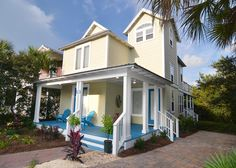 Absolutely Charming 4 Bedroom Home in Seacrest Beach!