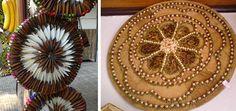 Mandala e o artesanato | ARTESANATO NA REDE