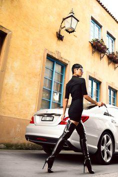 Mercedes-Benz CLS I - onpoint