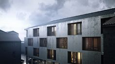 STUDENT HOUSING in Bordeaux on Digital Art Served