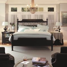 Young Classics King-Size Chesapeake Poster Bed by Aspenhome - Belfort Furniture - Poster Bed Washington DC, Northern Virginia (NoVA), Maryland, and Dulles, VA