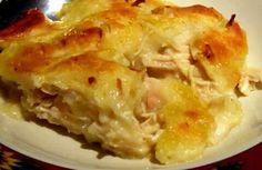 Chicken& dumpling casserole