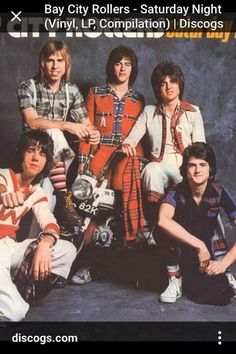 Bay City Rollers, Poster, Classic, Derby, Classic Books, Billboard