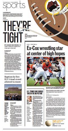 Sports, Aug. 27, 2013.