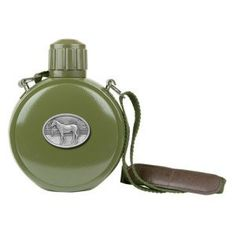 Racehorse Canteen with Compass * Click image to review more details.
