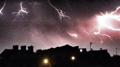 Wilts and Gloucestershire Standard: Spectacular thunderstorm over the Cotswolds Wow!!! fantastic pic JC