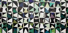 Textile print from @Pixtil Design textile
