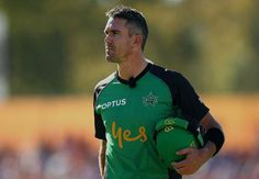 Kevin Pietersen, the Melbourne Stars batsman, was charged and fined $5000 by Cricket Australia on Friday (February 3) for calling an umpiring mistake