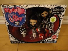 Littlest Pet Shop rare 2011 BLYTHE Flowers 'n Fashion #B32 and love bug #2250! #Hasbro
