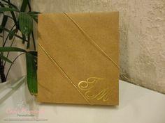 Convite de casamento - modelo caixa