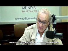 Arte do Equilíbrio   Alcides Melhado Filho   22 05 2015   Radio Mundial