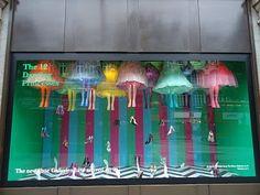 vitrina de una tienda en londres