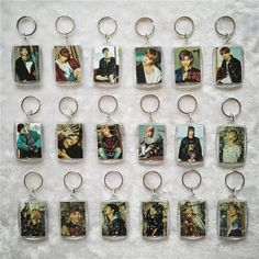 Take your favorite Bias with you where ever you go!These collectible keychains are so cute you'll have to get more than one! Bts Wings Album, Wings Albums, Album Bts, Bts Never Walk Alone, Bts Band Members, Foto Bts, K Pop, Bts Birthdays, Bts Clothing