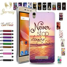 UV Print Soft TPU Case For ZTE Blade X3 X 5 X7 X9 GF3 phone silicon cases For ZTE AF3 A610 A510 V7 LITE Tempered glass Fundas
